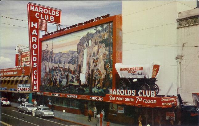 Harolds casino playstation gambling